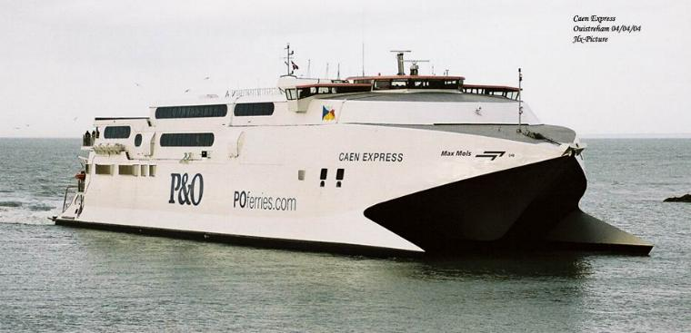 Ferry Portsmouth To Caen >> The ferry site