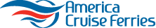 Click on the logo, to go to the official American Cruise Ferries homepage.