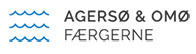 Click on the logo, to go to the official Agersø & Omø færgerne homepage.