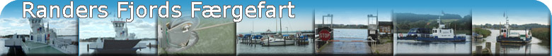 Click on the logo, to go to the official Randers Fjords Færgefart homepage.