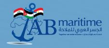 Klik på logoet, for at gå til den officielle Arab Bridge Maritime hjemmeside.