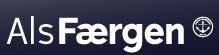 Click on the logo, to go to the official AlsFærgen homepage.