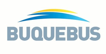 Click on the logo, to go to the official Buquebus homepage.