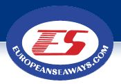 Click on the logo, to go to the official European Seaways homepage.