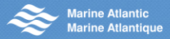Click on the logo, to go to the official Marine Atlantic homepage.