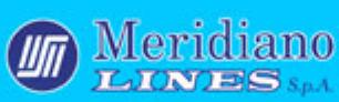 Click on the logo, to go to the official Meridiano Lines homepage.