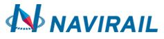 Click on the logo, to go to the official Navirail homepage.
