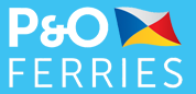 Click on the logo, to go to the official P&O Ferries homepage.