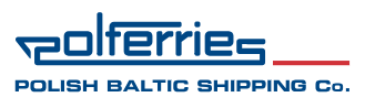 Click on the logo, to go to the official Polferries homepage.