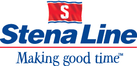Klik p� logoet, for at g� til den officielle Stena Line hjemmeside.