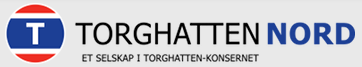 Click on the logo, to go to the official Torghatten Nord homepage.
